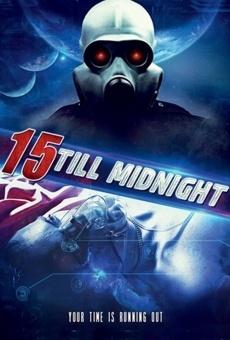Ver película 15 Till Midnight