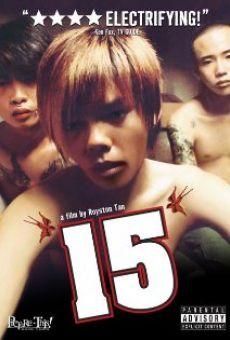 Ver película 15