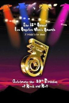 15th Annual Los Angeles Music Awards gratis