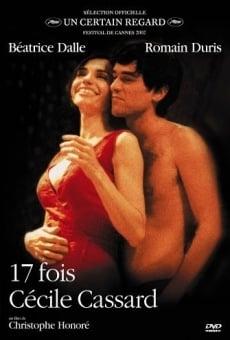 Ver película 17 fois Cécile Cassard