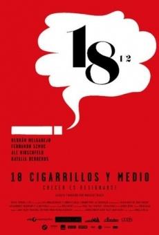 18 cigarrillos y medio online kostenlos