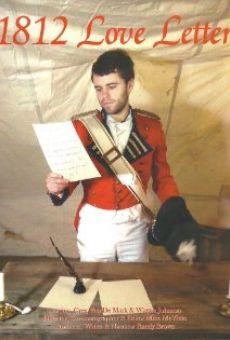 1812 Love Letter