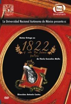Ver película 1822: El año que fuimos imperio