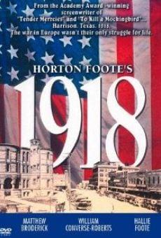 Ver película 1918