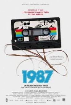 Ver película 1987