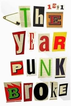 Ver película 1991: The Year Punk Broke