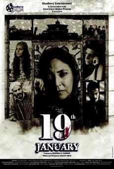 Ver película 19th January