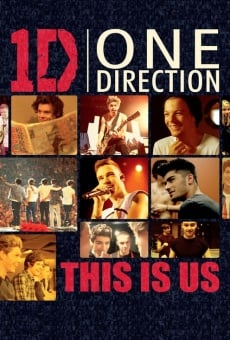Ver película 1D - This Is Us