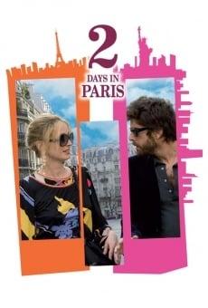 Ver película 2 días en París
