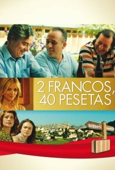 2 francos, 40 pesetas online