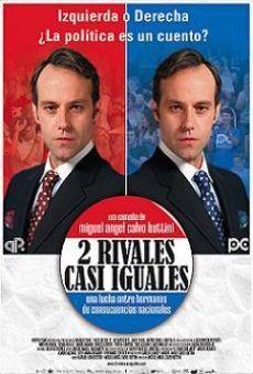 Ver película 2 rivales casi iguales