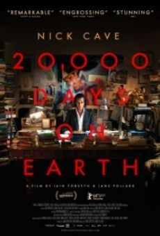 20,000 Days on Earth on-line gratuito