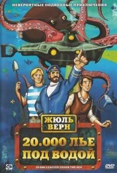 Ver película 20,000 Leagues Under The Sea