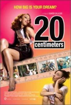 20 centímetros online