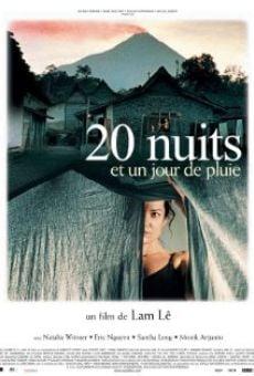 Ver película 20 nuits et un jour de pluie