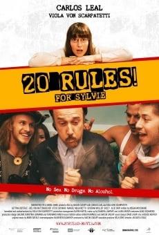 Ver película 20 Rules!