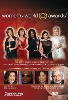 Película: 2006 Women's World Awards