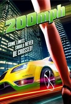 Ver película 200mph