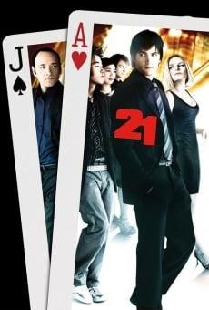 Ver película 21 Black Jack
