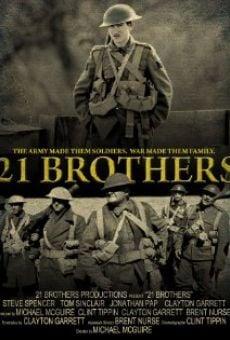Ver película 21 Brothers