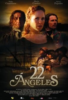 22 ángeles en ligne gratuit
