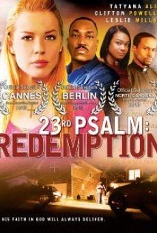 Watch 23rd Psalm: Redemption online stream