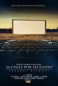 24 cines por segundo online