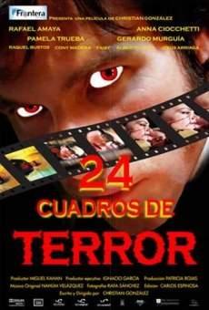 24 cuadros de terror online gratis