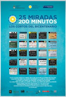 25 miradas, 200 minutos online gratis