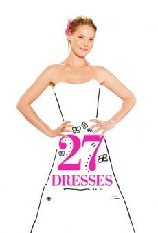 Ver película 27 vestidos