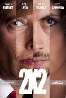 Ver película 2x2