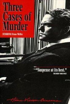 Película: 3 casos de asesinato