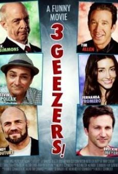 Ver película 3 Geezers!