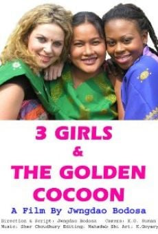 Película: 3 Girls and the Golden Cocoon