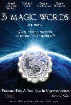 3 Magic Words online kostenlos