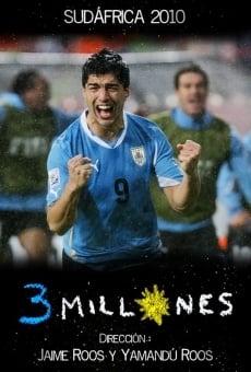 3 millones online