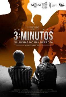Ver película 3 minutos