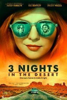 Watch 3 Nights in the Desert online stream