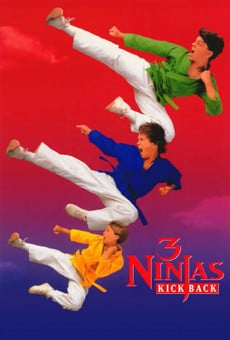 3 ninjas contre-attaquent