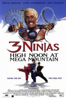 3 Ninjas: High Noon At Mega Mountain stream online deutsch