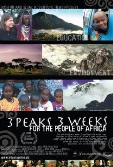 3 Peaks 3 Weeks gratis