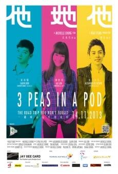 Ver película 3 Peas in a Pod