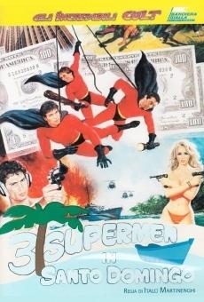 Ver película 3 Supermen in Santo Domingo