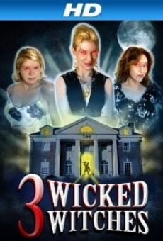 Película: 3 Wicked Witches