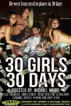 Ver película 30 Girls 30 Days