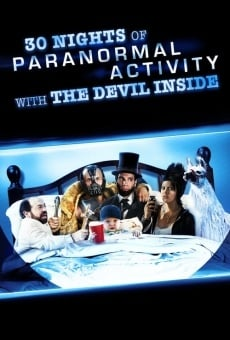 30 Nights of Paranormal Activity with the Devil Inside the Girl with the Dragon Tattoo on-line gratuito
