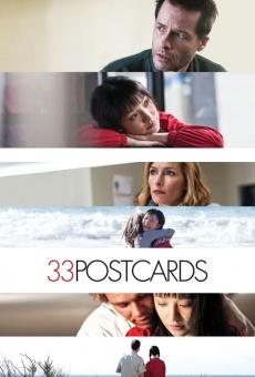 Ver película 33 Postcards