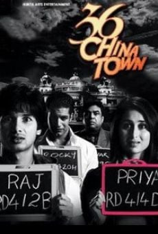 36 China Town on-line gratuito