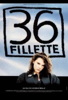 Ver película 36 Fillette