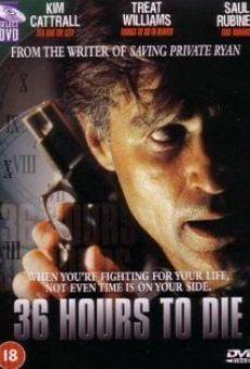 Ver película 36 horas para morir